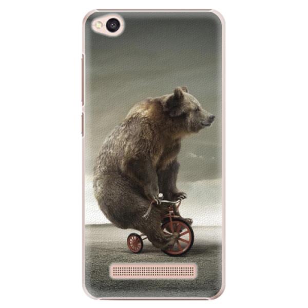 Plastové pouzdro iSaprio - Bear 01 - Xiaomi Redmi 4A