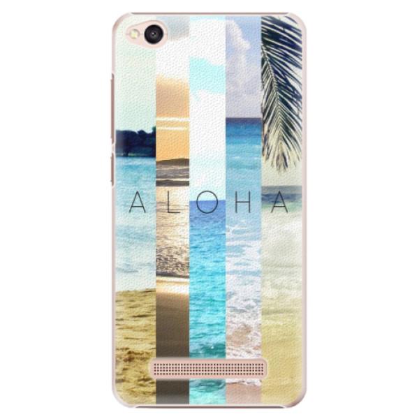 Plastové pouzdro iSaprio - Aloha 02 - Xiaomi Redmi 4A
