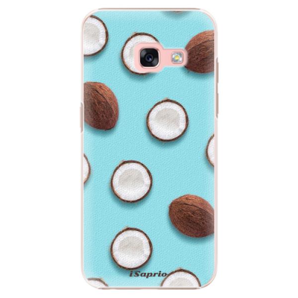 Plastové pouzdro iSaprio - Coconut 01 - Samsung Galaxy A3 2017