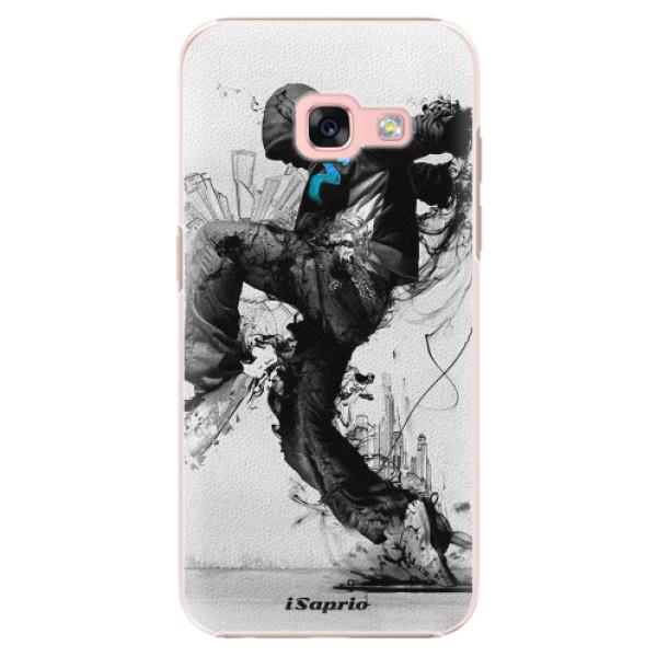 Plastové pouzdro iSaprio - Dance 01 - Samsung Galaxy A3 2017