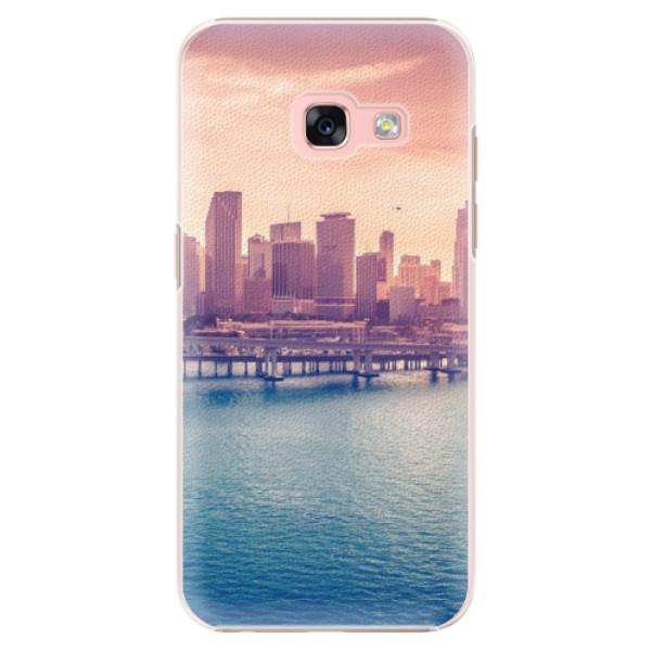Plastové pouzdro iSaprio - Morning in a City - Samsung Galaxy A3 2017