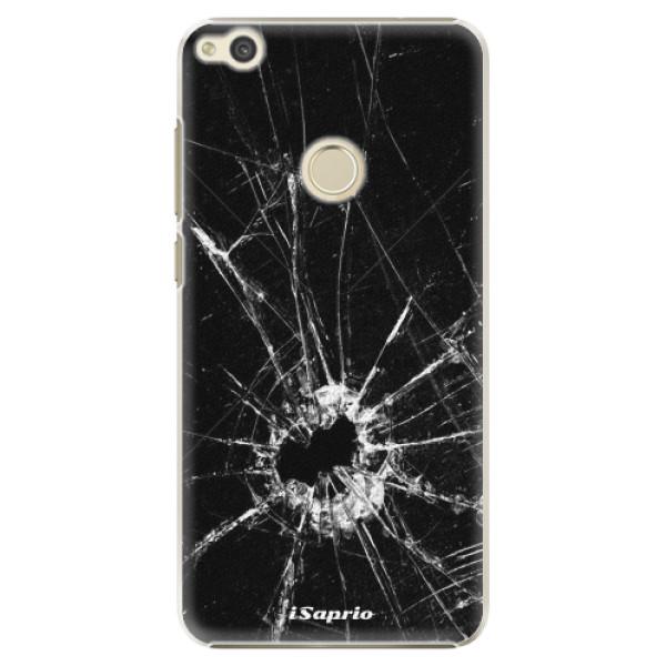 Plastové pouzdro iSaprio - Broken Glass 10 - Huawei P9 Lite 2017