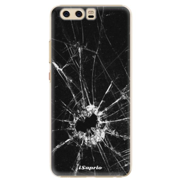 Plastové pouzdro iSaprio - Broken Glass 10 - Huawei P10