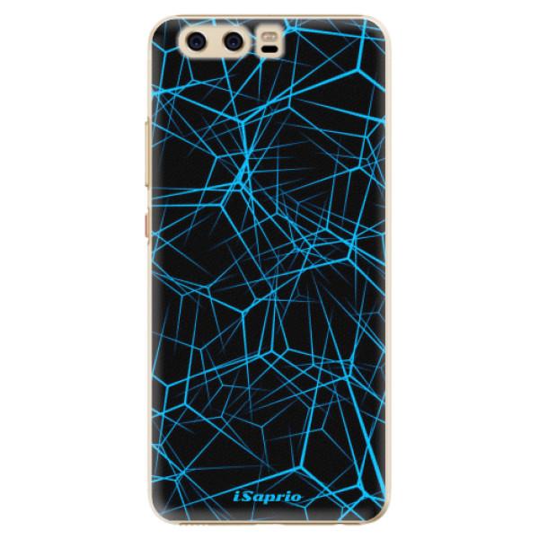 Plastové pouzdro iSaprio - Abstract Outlines 12 - Huawei P10