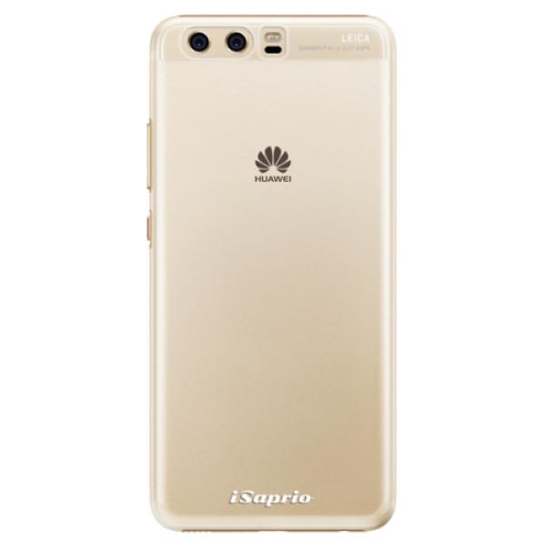 Plastové pouzdro iSaprio - 4Pure - mléčný bez potisku - Huawei P10
