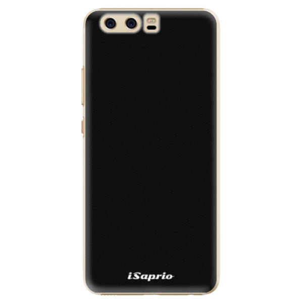 Plastové pouzdro iSaprio - 4Pure - černý - Huawei P10