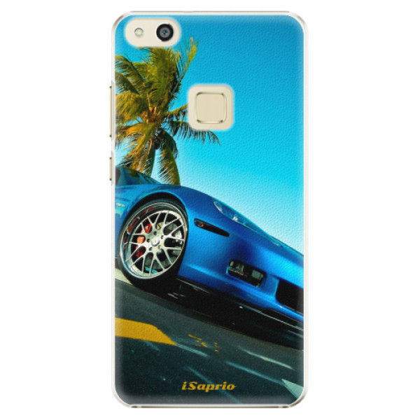 Plastové pouzdro iSaprio - Car 10 - Huawei P10 Lite