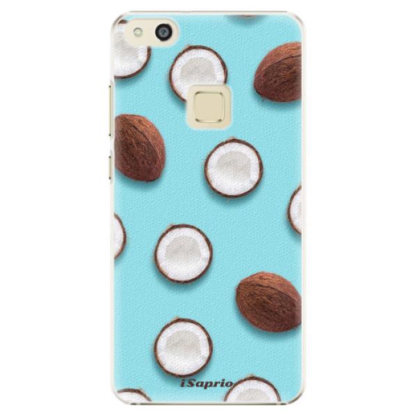 Plastové pouzdro iSaprio - Coconut 01 - Huawei P10 Lite