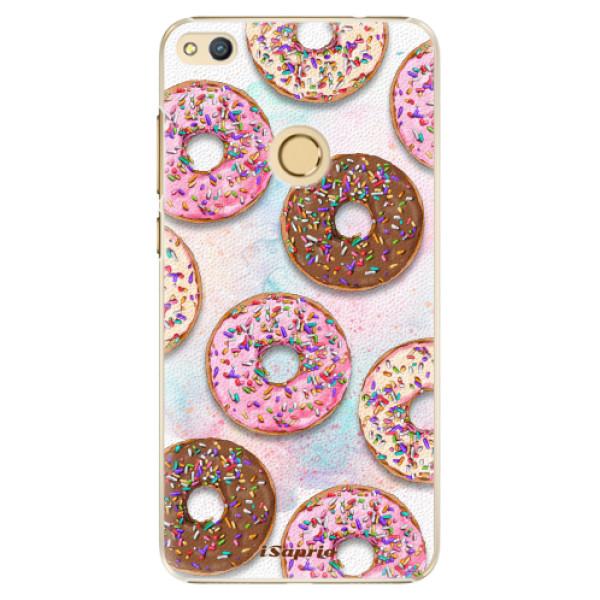 Plastové pouzdro iSaprio - Donuts 11 - Huawei Honor 8 Lite