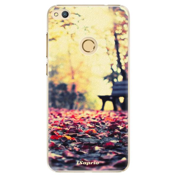 Plastové pouzdro iSaprio - Bench 01 - Huawei Honor 8 Lite
