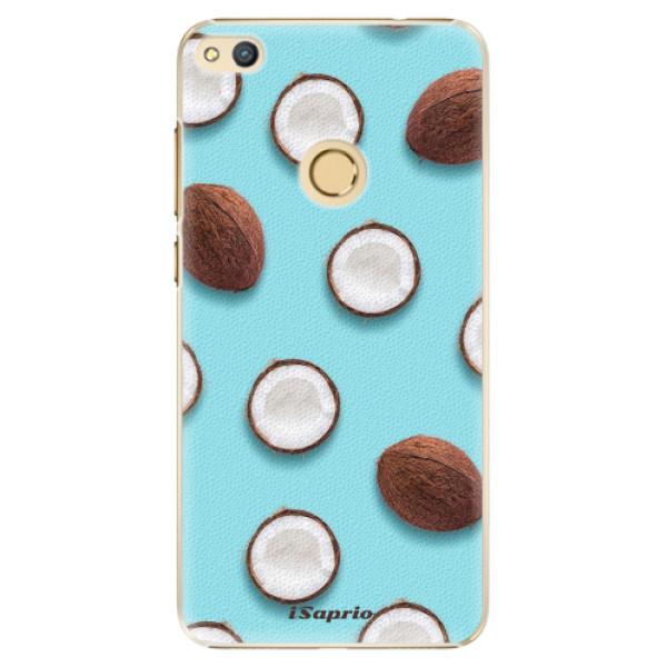 Plastové pouzdro iSaprio - Coconut 01 - Huawei Honor 8 Lite