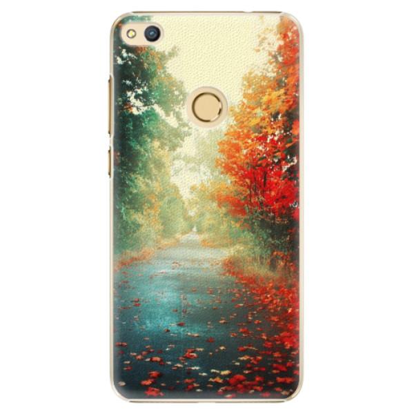 Plastové pouzdro iSaprio - Autumn 03 - Huawei Honor 8 Lite