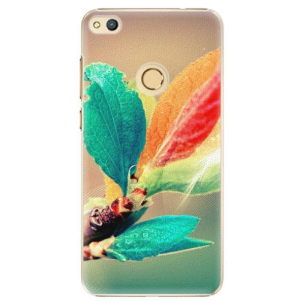 Plastové pouzdro iSaprio - Autumn 02 - Huawei Honor 8 Lite