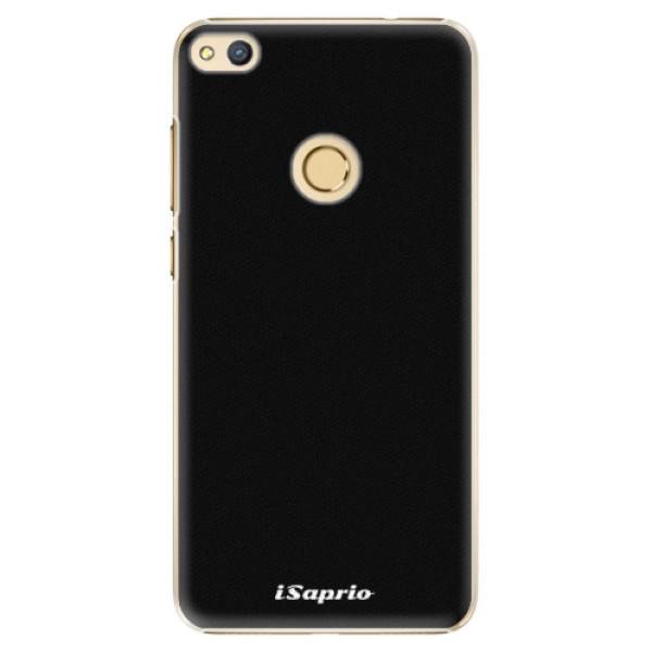 Plastové pouzdro iSaprio - 4Pure - černý - Huawei Honor 8 Lite