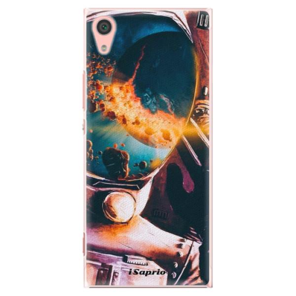 Plastové pouzdro iSaprio - Astronaut 01 - Sony Xperia XA1