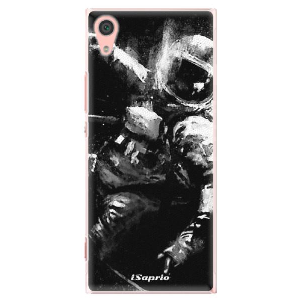 Plastové pouzdro iSaprio - Astronaut 02 - Sony Xperia XA1