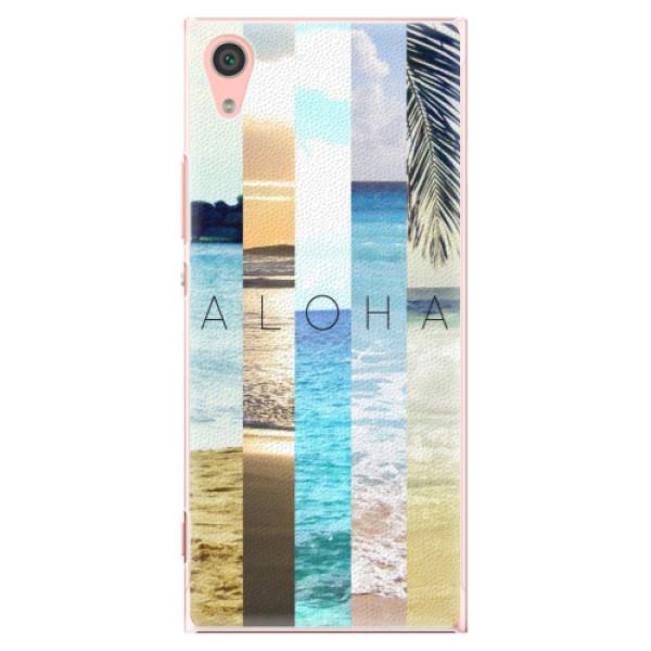 Plastové pouzdro iSaprio - Aloha 02 - Sony Xperia XA1