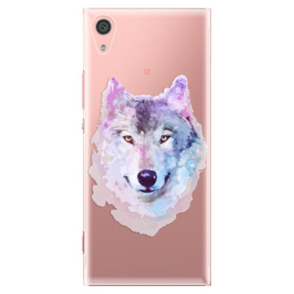 Plastové pouzdro iSaprio - Wolf 01 - Sony Xperia XA1