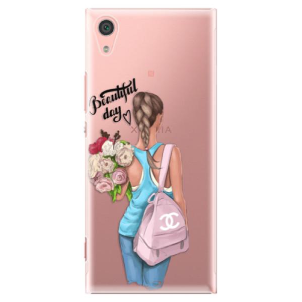 Plastové pouzdro iSaprio - Beautiful Day - Sony Xperia XA1