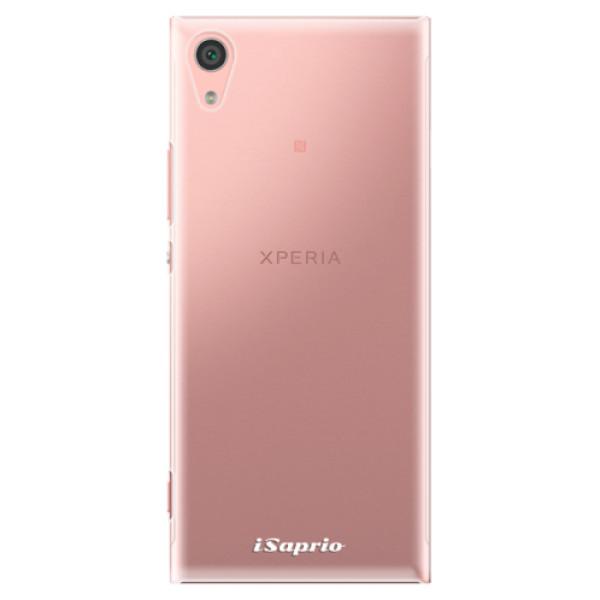 Plastové pouzdro iSaprio - 4Pure - mléčný bez potisku - Sony Xperia XA1