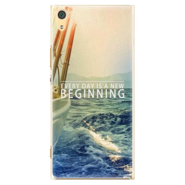 Plastové pouzdro iSaprio - Beginning - Sony Xperia XA1 Ultra