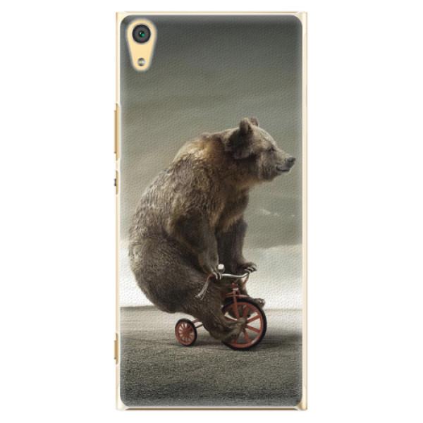 Plastové pouzdro iSaprio - Bear 01 - Sony Xperia XA1 Ultra
