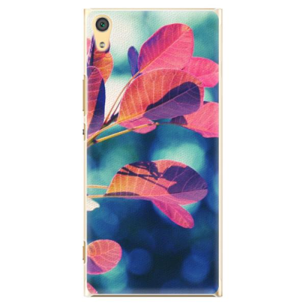 Plastové pouzdro iSaprio - Autumn 01 - Sony Xperia XA1 Ultra