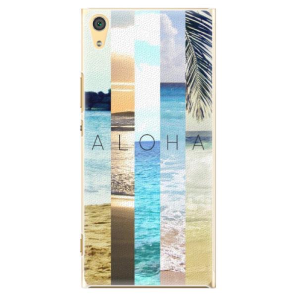 Plastové pouzdro iSaprio - Aloha 02 - Sony Xperia XA1 Ultra