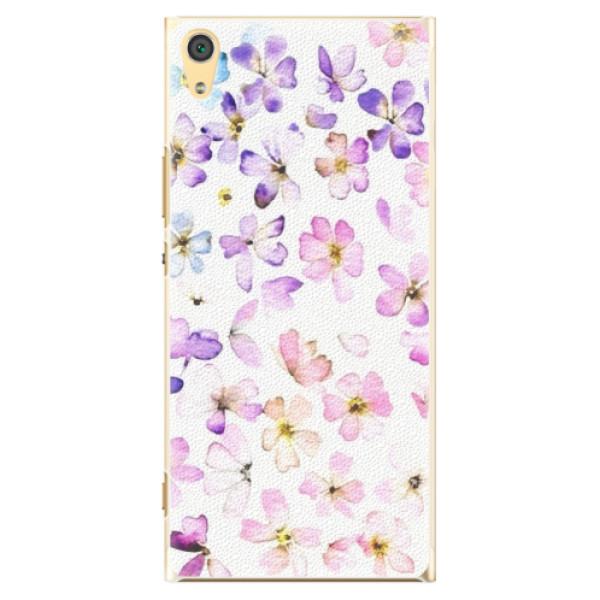 Plastové pouzdro iSaprio - Wildflowers - Sony Xperia XA1 Ultra