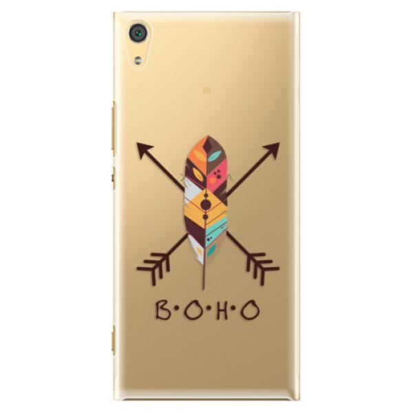 Plastové pouzdro iSaprio - BOHO - Sony Xperia XA1 Ultra