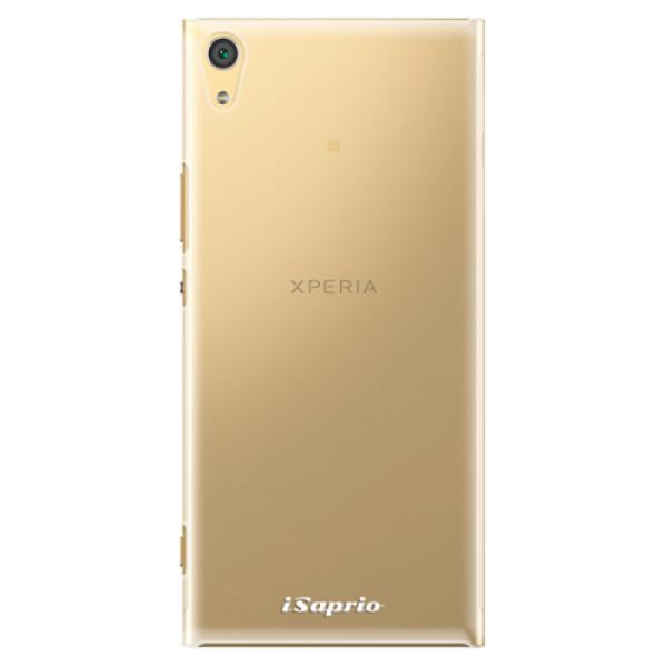 Plastové pouzdro iSaprio - 4Pure - mléčný bez potisku - Sony Xperia XA1 Ultra