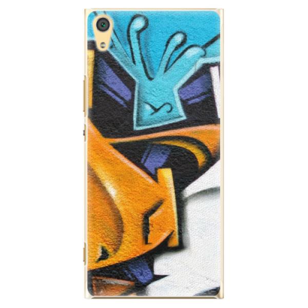 Plastové pouzdro iSaprio - Graffiti - Sony Xperia XA1 Ultra