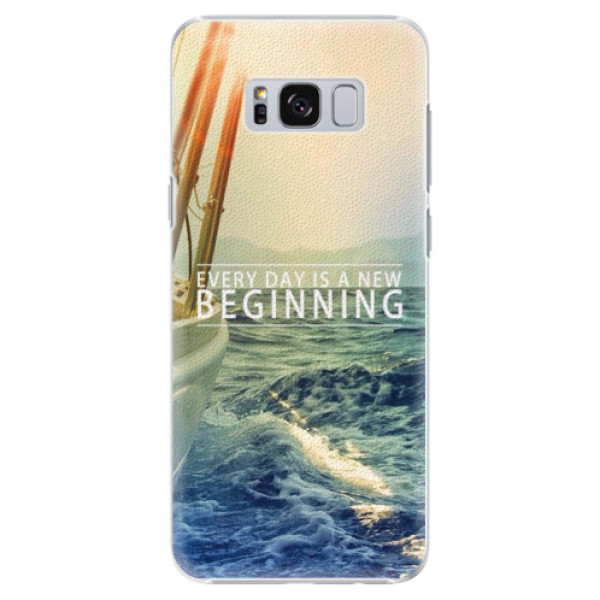 Plastové pouzdro iSaprio - Beginning - Samsung Galaxy S8