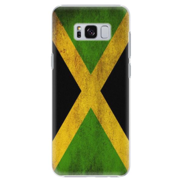 Plastové pouzdro iSaprio - Flag of Jamaica - Samsung Galaxy S8