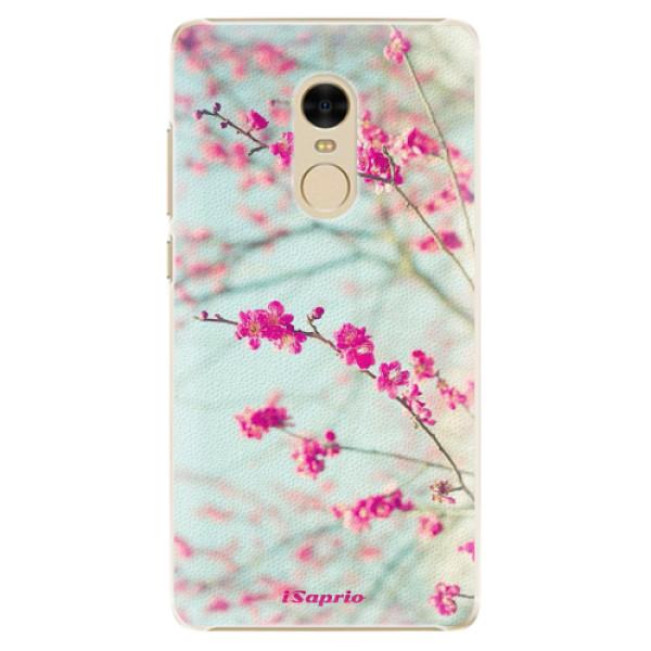 Plastové pouzdro iSaprio - Blossom 01 - Xiaomi Redmi Note 4