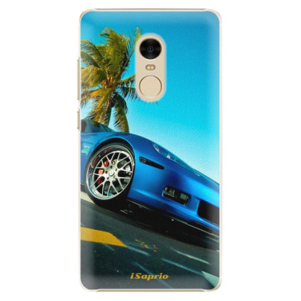 Plastové pouzdro iSaprio - Car 10 - Xiaomi Redmi Note 4