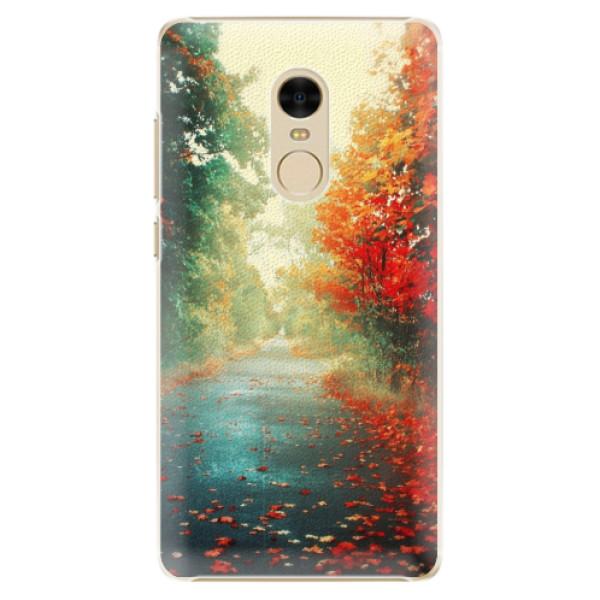 Plastové pouzdro iSaprio - Autumn 03 - Xiaomi Redmi Note 4