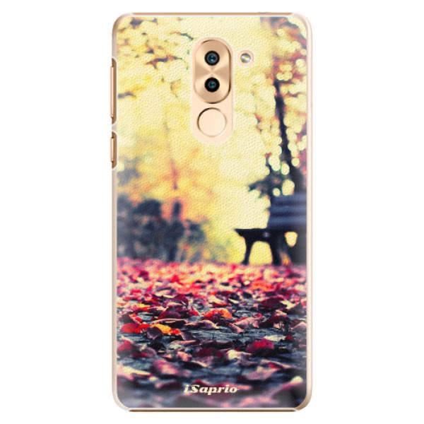 Plastové pouzdro iSaprio - Bench 01 - Huawei Honor 6X