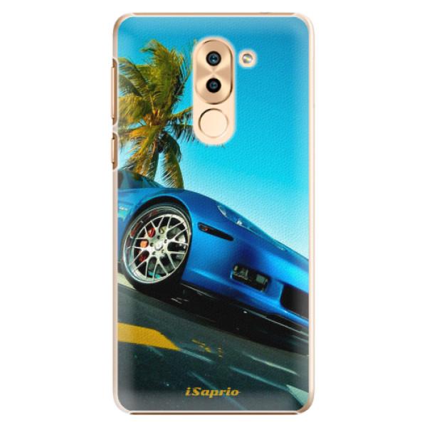 Plastové pouzdro iSaprio - Car 10 - Huawei Honor 6X