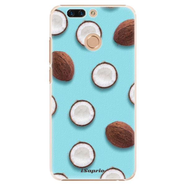 Plastové pouzdro iSaprio - Coconut 01 - Huawei Honor 8 Pro