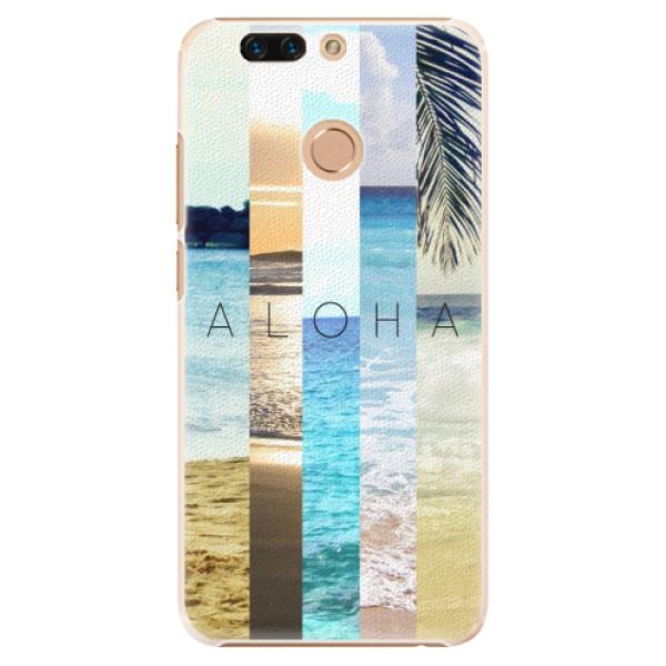 Plastové pouzdro iSaprio - Aloha 02 - Huawei Honor 8 Pro