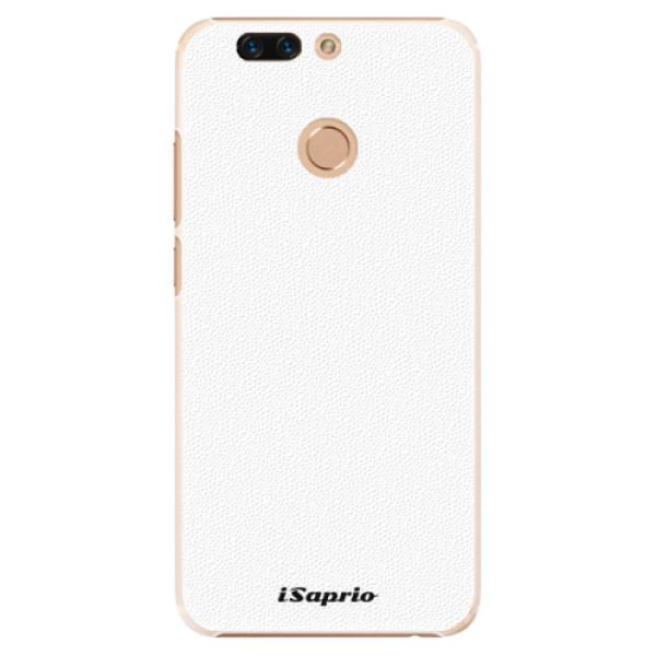 Plastové pouzdro iSaprio - 4Pure - bílý - Huawei Honor 8 Pro