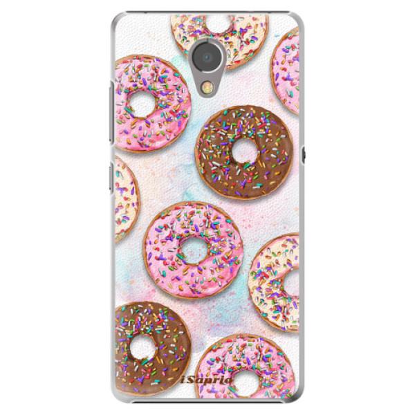 Plastové pouzdro iSaprio - Donuts 11 - Lenovo P2