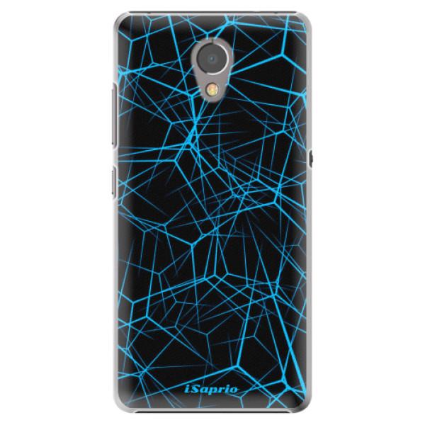 Plastové pouzdro iSaprio - Abstract Outlines 12 - Lenovo P2