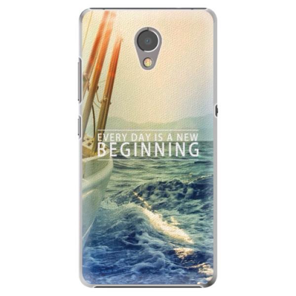 Plastové pouzdro iSaprio - Beginning - Lenovo P2