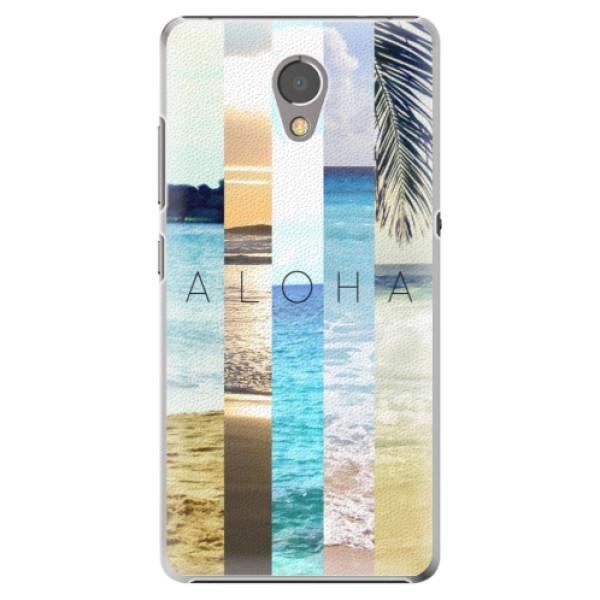 Plastové pouzdro iSaprio - Aloha 02 - Lenovo P2