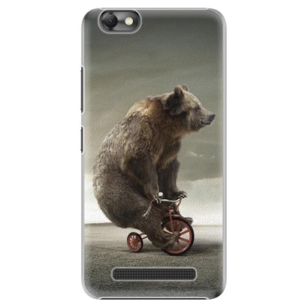 Plastové pouzdro iSaprio - Bear 01 - Lenovo Vibe C