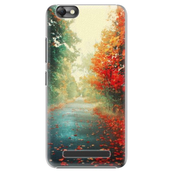 Plastové pouzdro iSaprio - Autumn 03 - Lenovo Vibe C