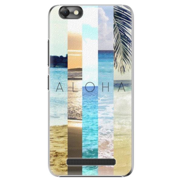 Plastové pouzdro iSaprio - Aloha 02 - Lenovo Vibe C