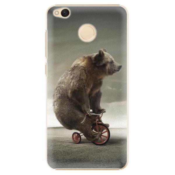 Plastové pouzdro iSaprio - Bear 01 - Xiaomi Redmi 4X